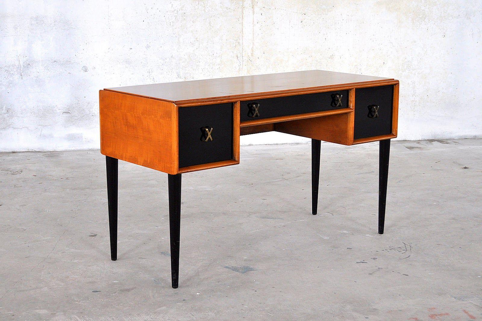 mid century modern desk ideas
