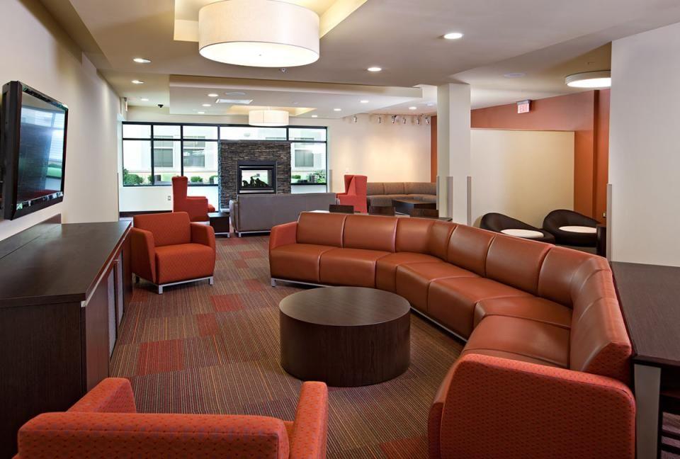 Virginia Commonwealth University Richmond Va Swift Lounge In