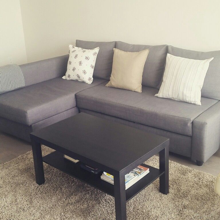 Friheten Couch Bed Ikeafurniturespotting Redecorate Bedroom Condo Living Room Ikea Couch