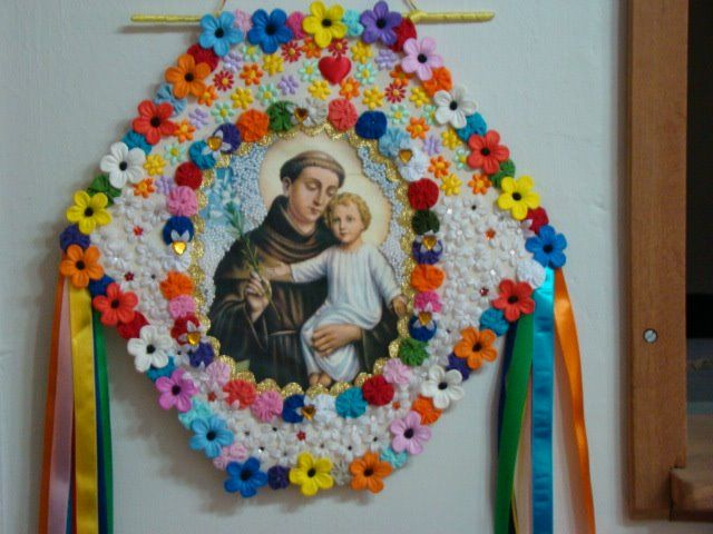 Festa junina santo antonio