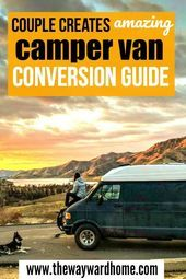 Photo of This couple loves van life so much, they wanted to help others with their camper…