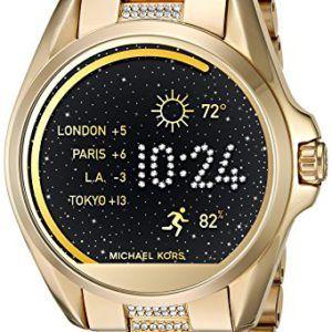Michael Kors Access Touch Screen Rose Gold Bradshaw Smartwatch MKT5004 - Rose  Gold Michael Kors Access Touch Screen Smartwatch - Type Bradshaw MKT5004 ... b7187c388c