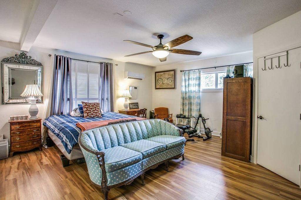 1954 San Antonio home bedroom Home bedroom, Home, House