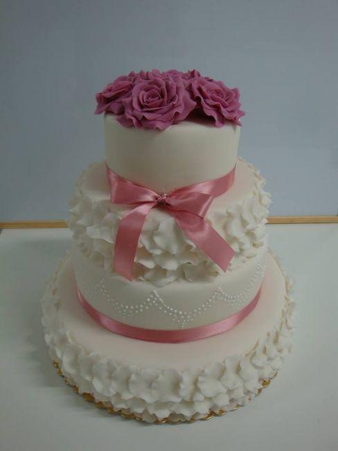 Svadobné torty 172