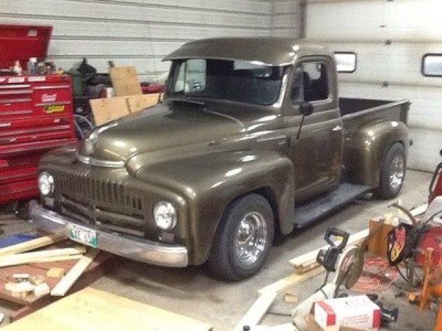 Auto Classifieds 1952 International 112 In Omaha Ne Vintage Pickup Trucks International Pickup Truck Vintage Trucks