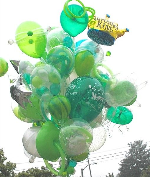 Birthday   Balloon Celebrations