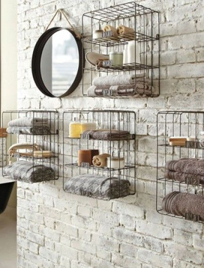 In de badkamer of washok Door Zaza | Lovely interiors | Pinterest ...