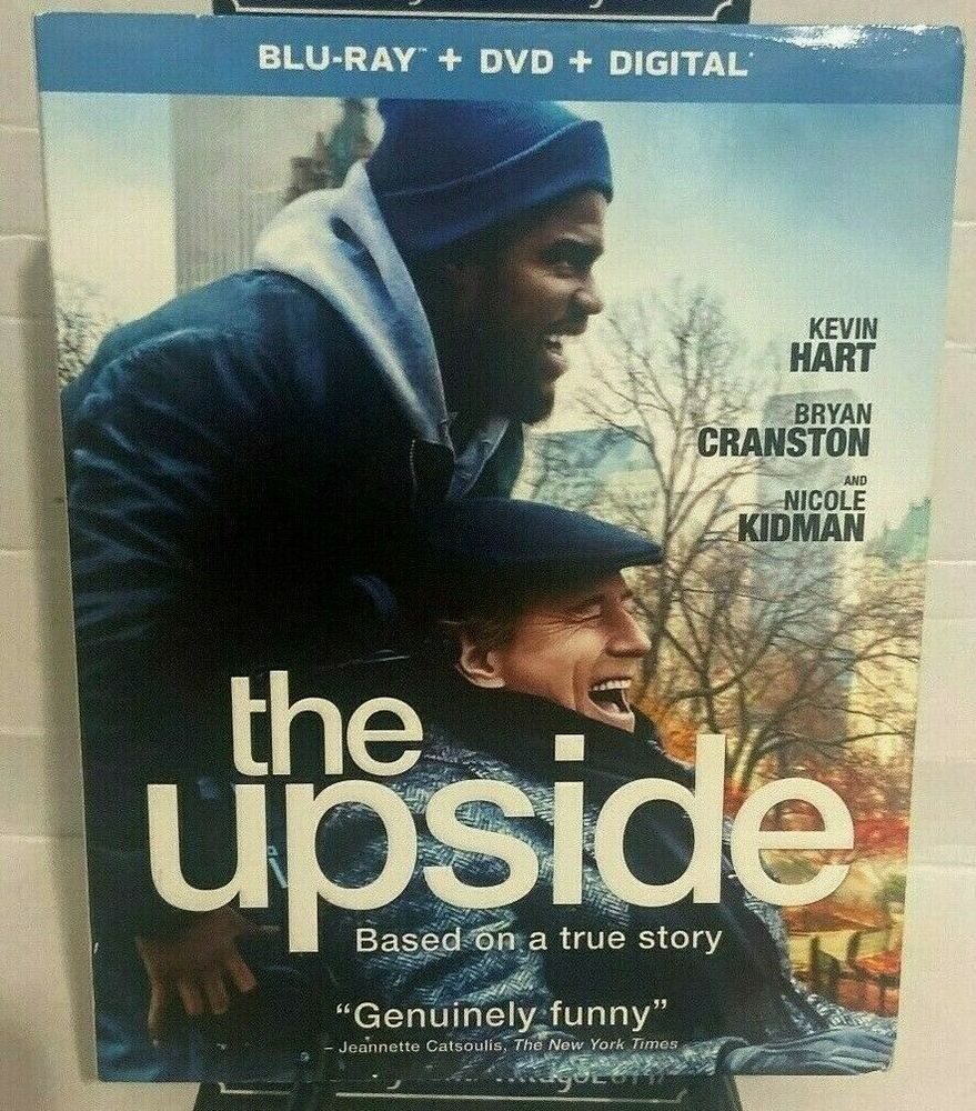 The Upside Blu Ray Dvd Digital New Kevin Hart Nicole Kidman Region A Universalpictureshome Movie Quotes Funny Rap Lyrics Quotes Disney Quotes Funny