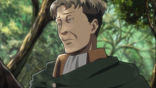 There Deaths Were So Sudden And Very Tragic Oluo Bozado Attack On Titan Attack On Titan Titans Attack