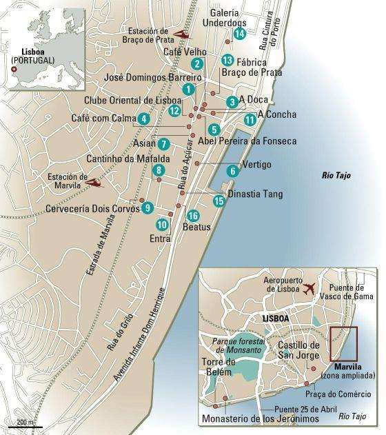 marvila lisboa mapa 24 horas en Marvila (Lisboa), el mapa | Portugal marvila lisboa mapa