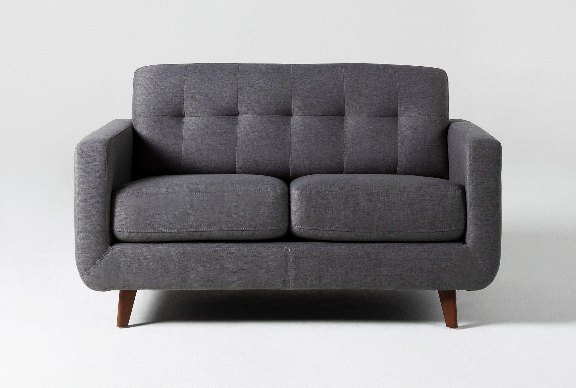 Allie Dark Grey Twin Plus Sleeper Sofa 650 in 2020
