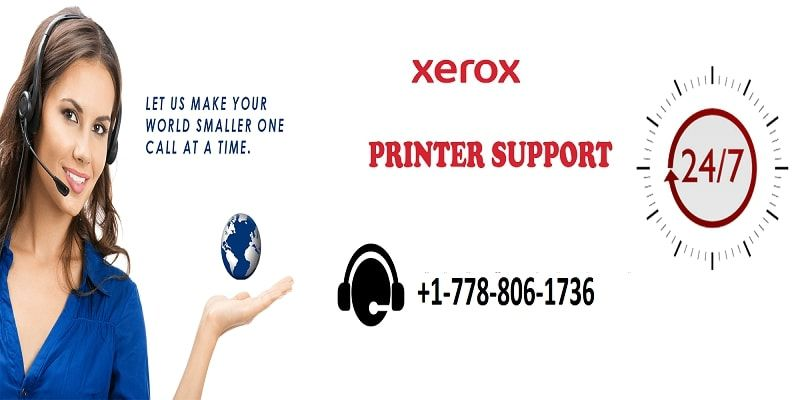 Dial Our Xerox Printer Tech Support Phone Number Usa 1 778 806