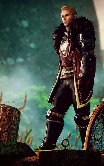 Cullen, Dragon Age: In...