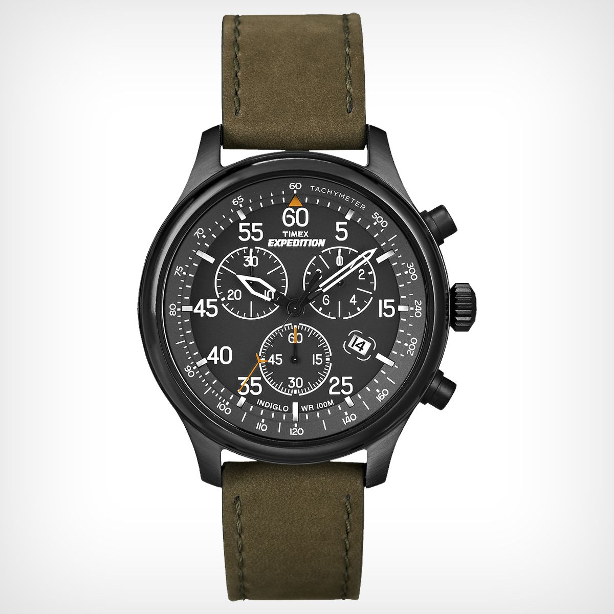 f0dc4c368eb8 Timex  Expedition® Field Chronograph Vintage military-inspired styling with  chronograph functionality.