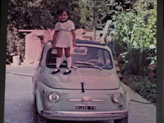 Little Girl FIAT