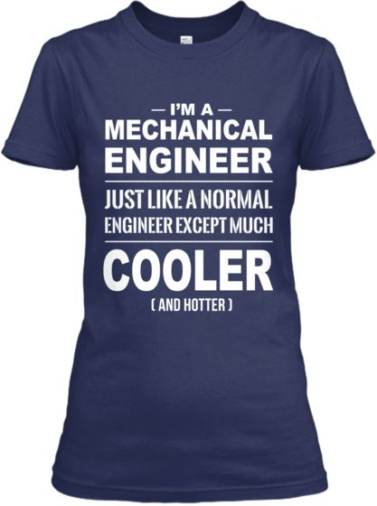 Cooler Mechanical Engineer Teespring Mechanical Engineer