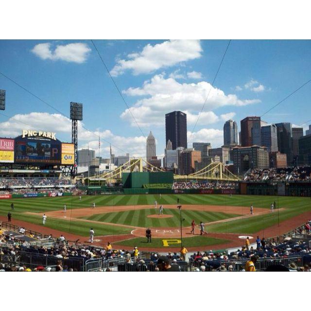 PNC PARK, Pittsburgh PA.