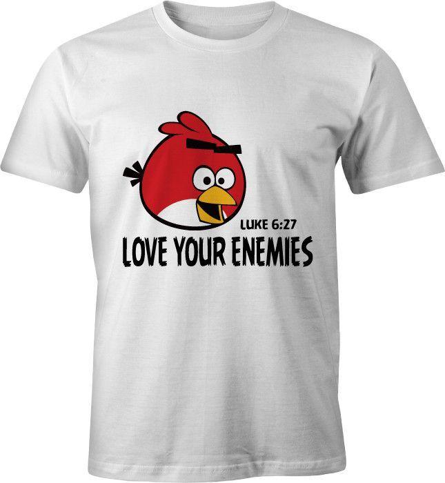 Enemies Parody Mens T Shirt