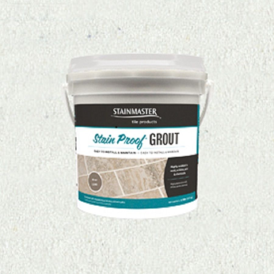 Stainmaster Classic Collection Ice White Epoxy Grout Epoxy Grout Grout Stain Proof Grout