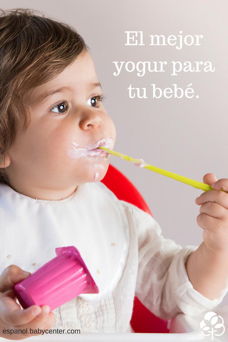 Qu tipo de yogur es mejor para mi beb - Que colchon es mejor para un bebe ...