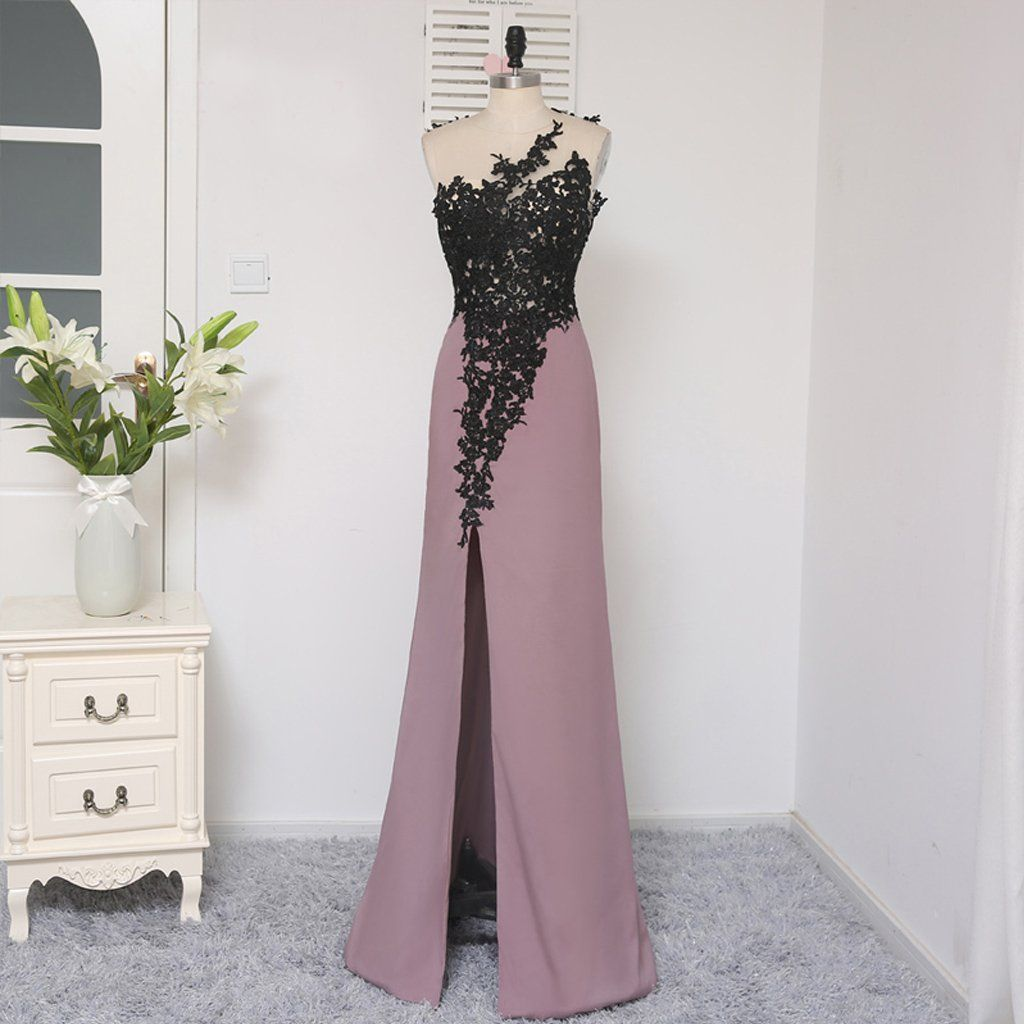 Long prom dresses sleeveless prom dresses satin party prom dresses