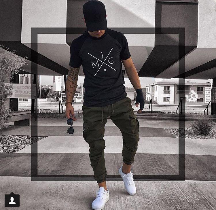 15 Outfit urbano hombre 2019