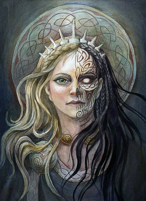 12 Major Norse Gods And Goddesses You Should Know About #norsemythology