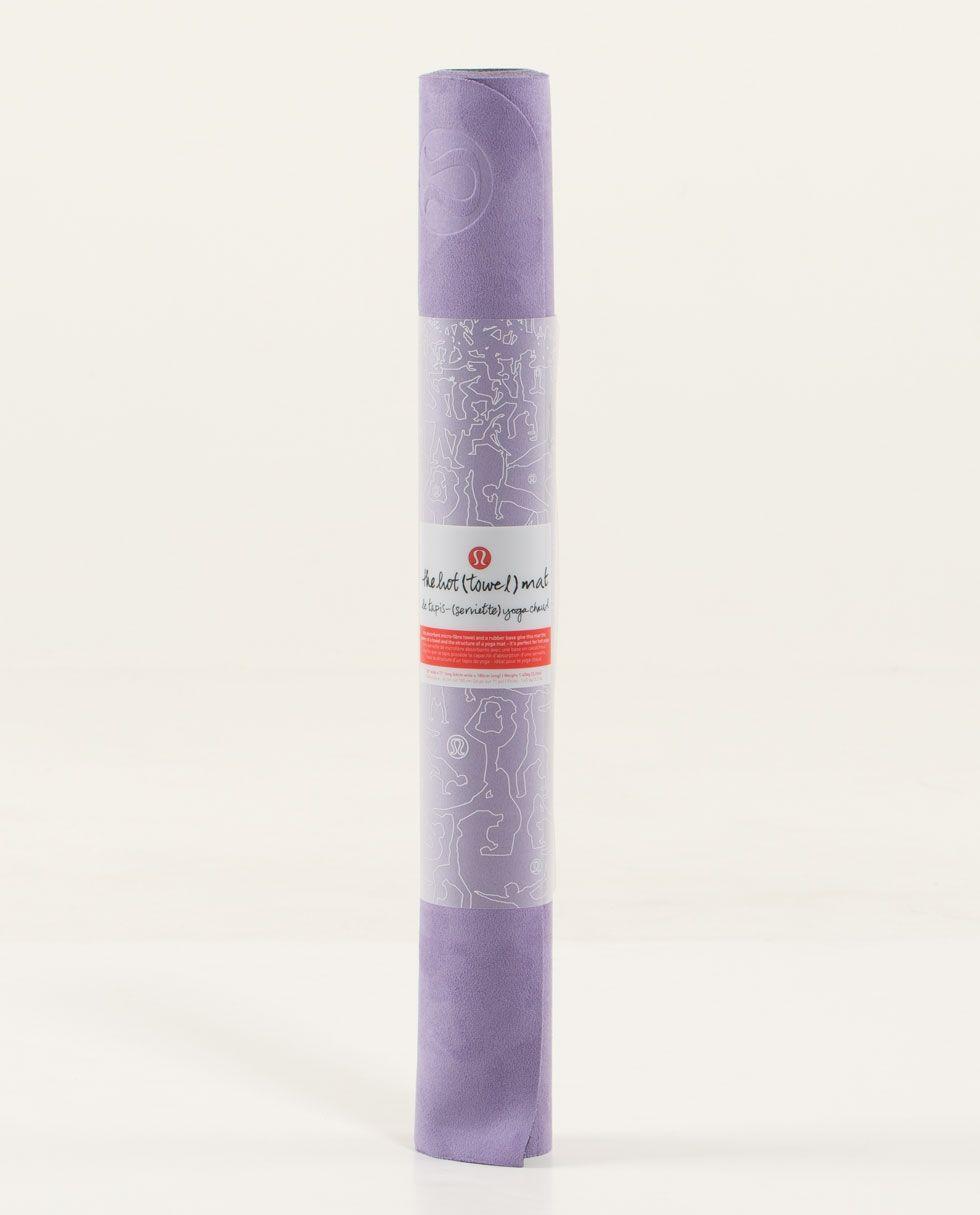 Lululemon the hot towel mat designed for hot yoga hot