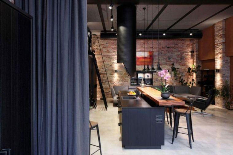 innenarchitektur industriellen stil karakoy loft, home offices im industriellen stil | boodeco.findby.co, Design ideen