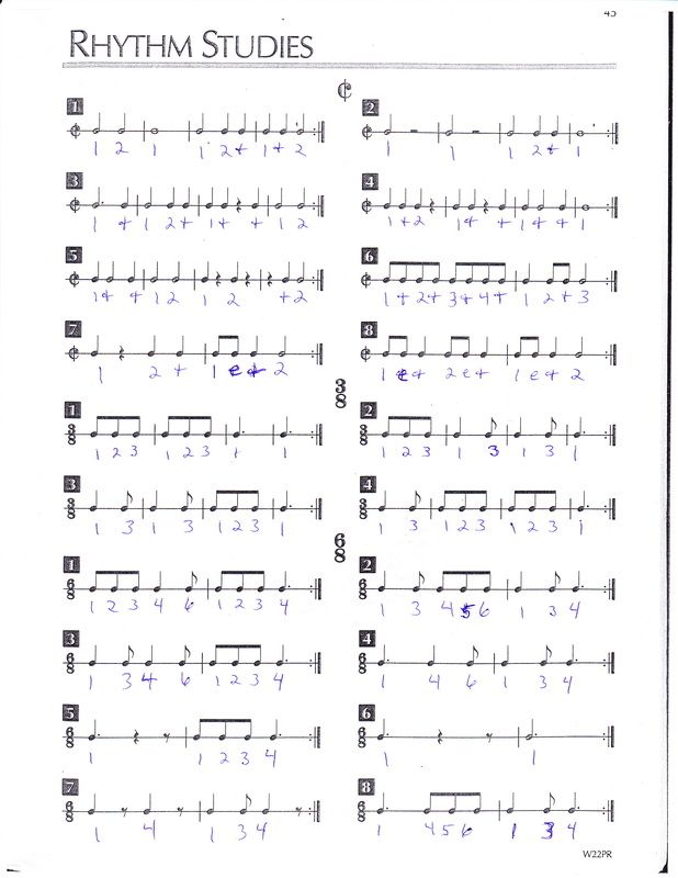 rhythm worksheet Google Search – Rhythm Worksheets