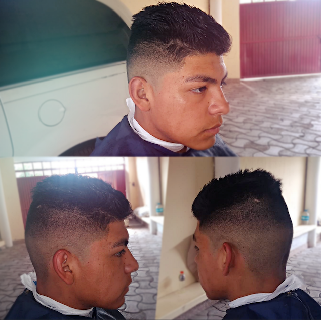 50+ Mexican barber information