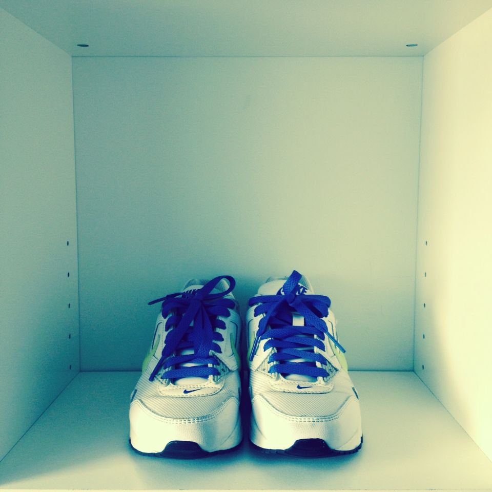 Ready to train hard, ready to win easily #nike #air #sport #sneakers