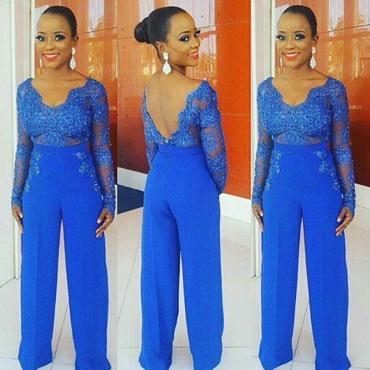 7 Classy Jumpsuit Styles You Can Rock To Your Next Owambe #nigeriandressstyles