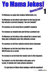 Yo Mama Jokes Pics Google Search Mama Jokes Funny