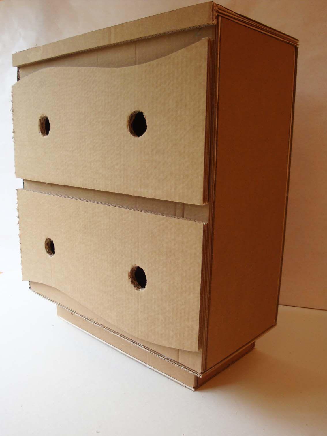La Coccinelle Ecolo Etagere En Carton Meuble En Carton Meubles En Carton