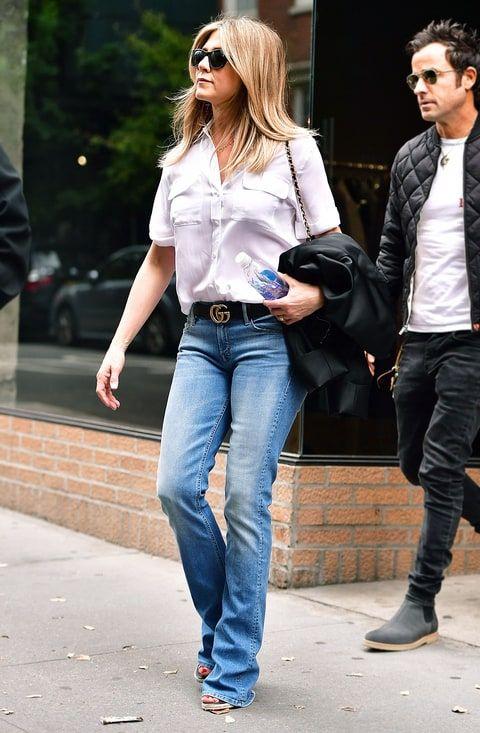 Jennifer Aniston Street Style | fashion | Jennifer Aniston ...