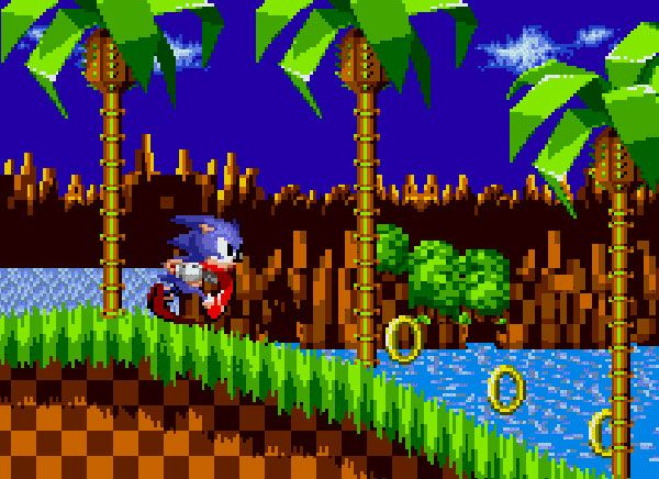 Ahh Memories Sonic The Hedgehog Sonic Classic Games