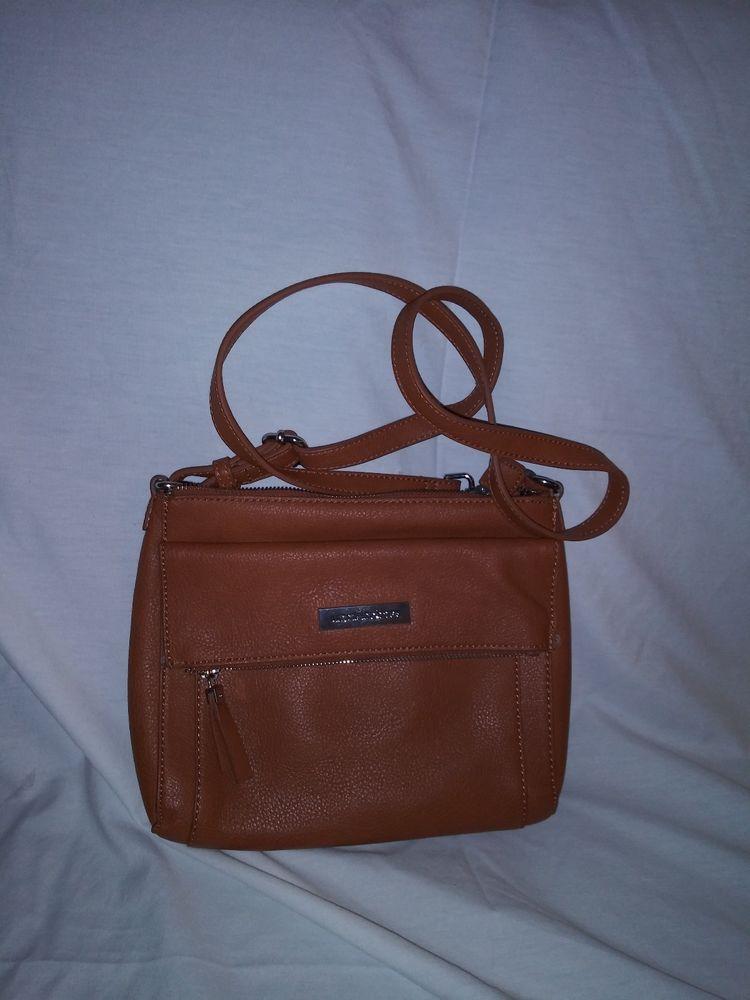 leather purse handbag brown cross body Liz Claiborne H20  fashion  clothing   shoes  accessories  womensbagshandbags (ebay link) 3c124bbe41dbb