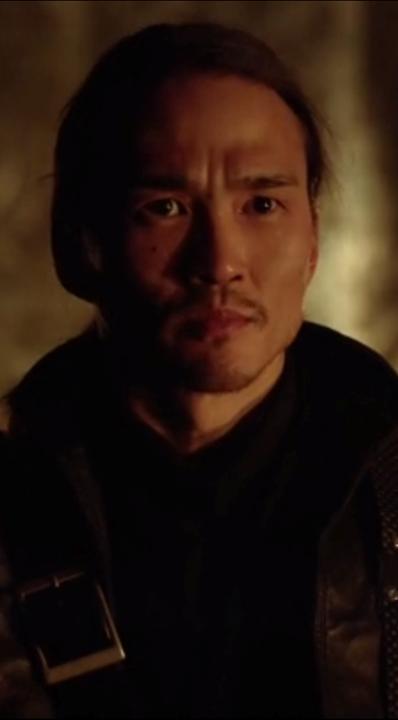 "Maseo Yamashiro a.k.a. Sarab played by Karl Yune. Introduced in season three of CW's ""Arrow."""