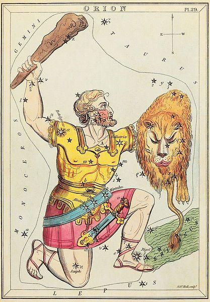 do Atlas Celestial de Alexander Jamieson.