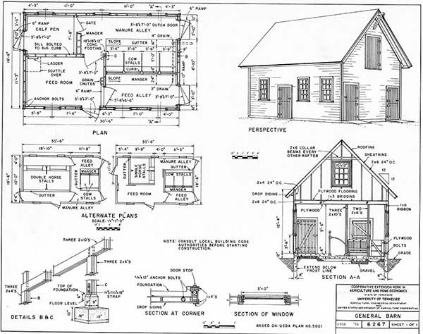 Pole Buildings Storage Shed Construction 53 Pole Barn Plans Shed Plans Diy Shed Plans