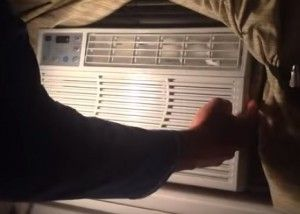 How To Clean A Window Air Conditioner Unit Filter Hvac Filters Window Air Conditioner Window Cleaner