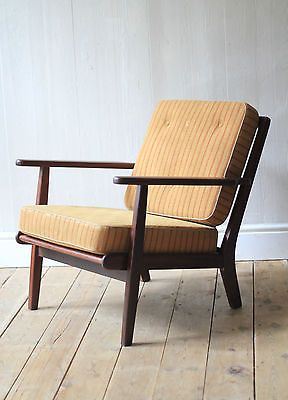 Details About Vintage Danish Teak Mid Century Easy Armchair Uk Delivery Available My Decade For Vintage Retro Living Pinterest Armchairs Uk Vintage Chai