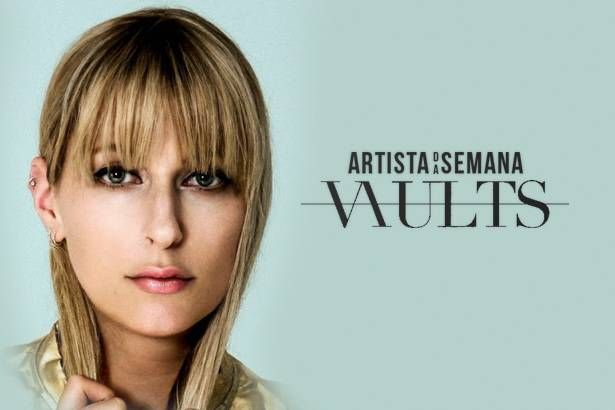 Imagem: Vaults é o Artista da Semana