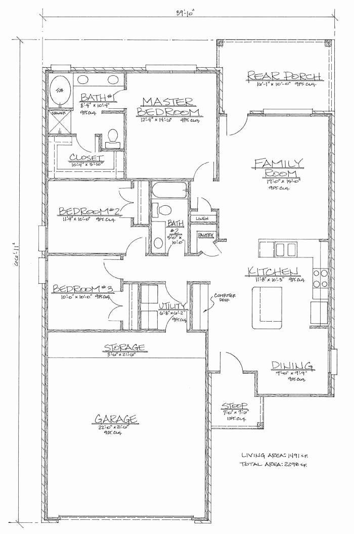 1600 Square Feet Home Design Inspirational Stunning 16 1500 Sq Ft House Floor Plans House Plans In 2020 House Plans Square House Plans Craftsman Style House Plans