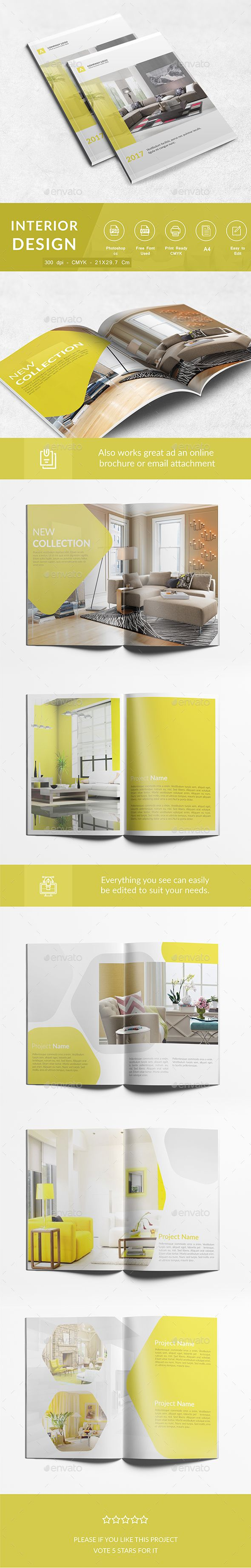 Interior Design A4