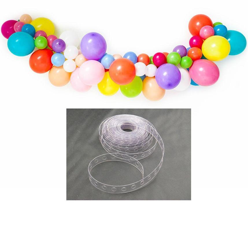 Balloon decoration strip consider
