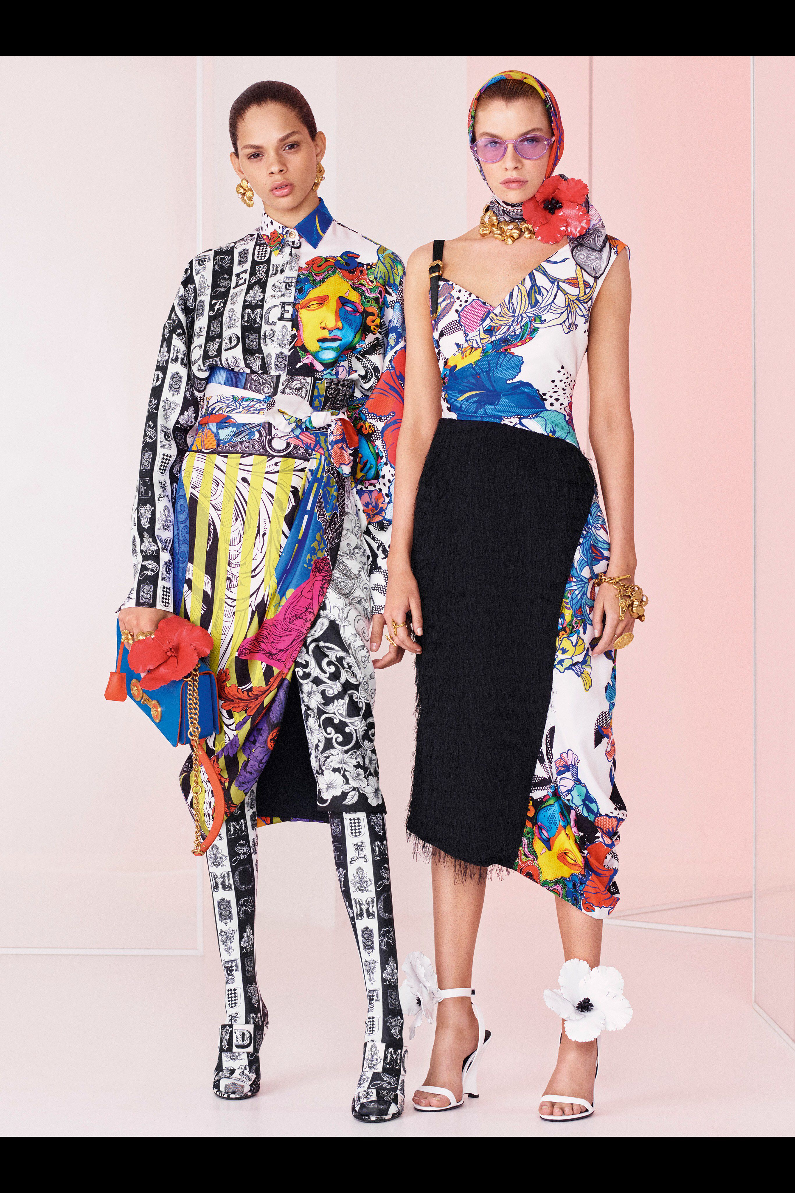 Versace Resort 2019 Fashion Show Collection  See the complete Versace Resort  2019 collection. Look 29 302d573c232bf
