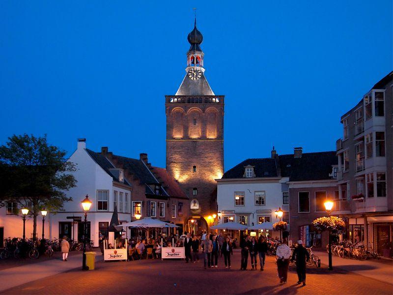 Culemborg - Bij avond