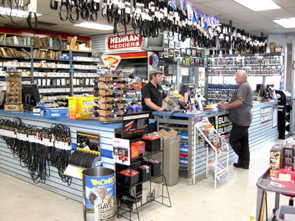 Car Parts Store Okc